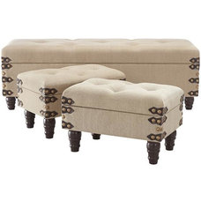 Traditional Bedroom Benches by Home Decorators Collection