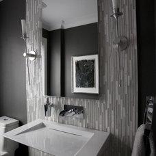 Whisper Canyon Interior / Powder room or main floor guest bath