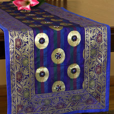 Eclectic Tablecloths by Banarsi Designs