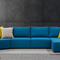 contemporary sectional sofas by 4Living