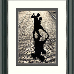 The Last Dance Framed Print