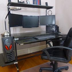 Commander's Console Modular Desk - Cody Wilmer