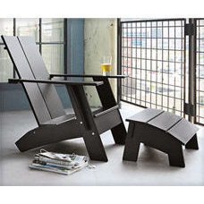 Loll Emmet Lounge Chair | Cool Material