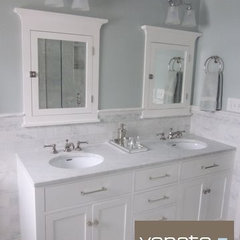 traditional bathroom by thebuilderdepot.com