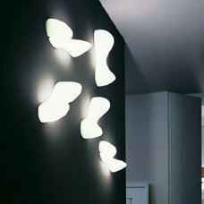 contemporary wall sconces by ddc nyc