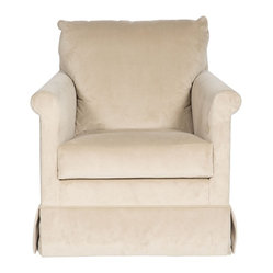 Vanguard - Gwynn Swivel Glider - Fabric Only