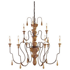 traditional chandeliers by Belle Maison Francaise