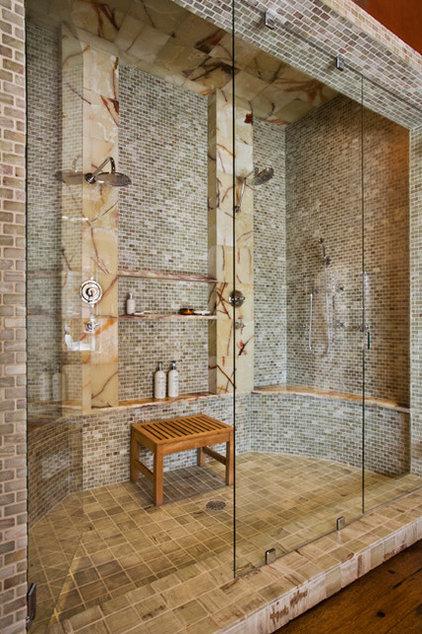 Contemporary Bathroom by Locati Architects