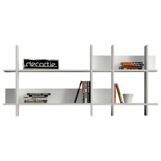 Modern Bookcases by Wondrous International, Inc