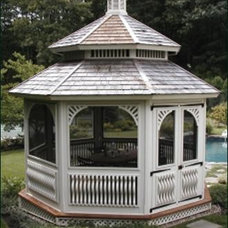 Modern Gazebos by Walpole Outdoors