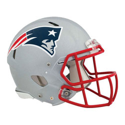 Brewster Home Fashions - NFL New England Patriots Teammate Helmet 3pc Sticker Set - FEATURES: