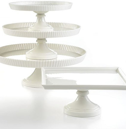 contemporary serveware by Macy's
