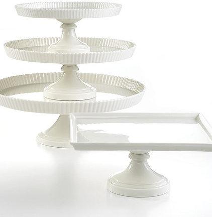contemporary serveware by Macy's