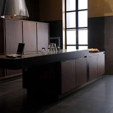 Traditional Kitchen by Porcelanosa USA