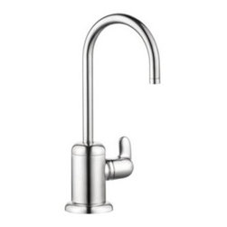 Hansgrohe - Hansgrohe - Allegro E Beverage Faucet - 04300000 - Chrome - Create a custom kitchen in minutes. This Hansgrohe beverage faucet allows for multiple design options, sure to enhance any kitchen quickly and simply!