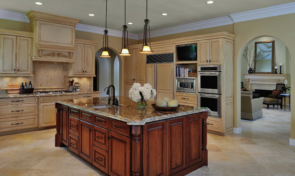 Traditional Kitchen by Carla Aston | Interior Designer