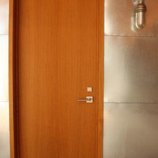 Modern Interior Doors by Progressive Solutions / Renaissance Bronze Windows