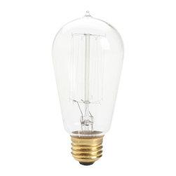 Joshua Marshal - Antique Light Bulb Incandescen - Antique Light Bulb Incandescen
