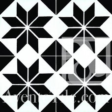 Contemporary Wall And Floor Tile by Avente Tile