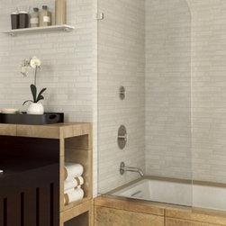 Bathroom Designs: Roda Shower Enclosures by Basco - Celesta Shower Screen