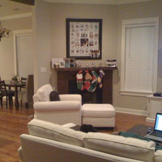 Traditional Living Room cdonne1