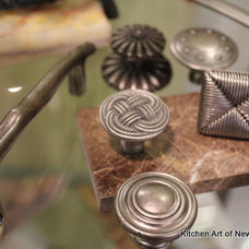 Traditional Cabinet And Drawer Knobs by Kitchen Art of New England LLC
