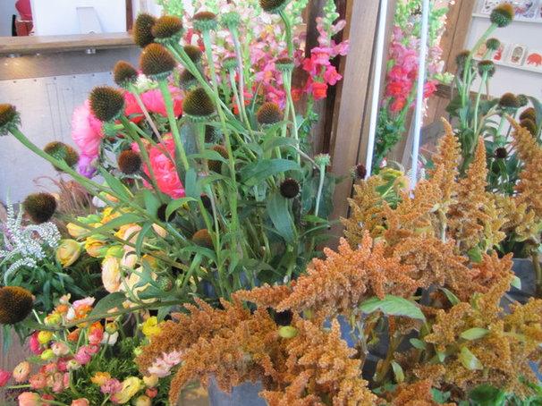 Fall Floral Arranging Class 2011
