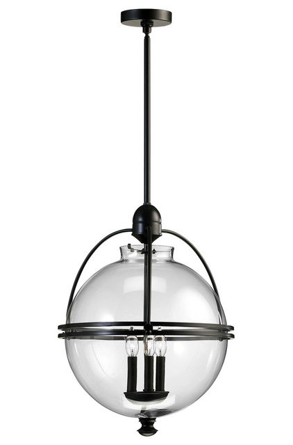 Contemporary Pendant Lighting by zopalo