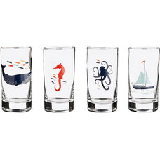 Contemporary Everyday Glasses by Paper Source