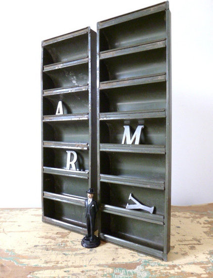 Contemporary Storage And Organization by Etsy