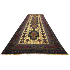 Traditional Hall And Stair Runners by BH Sun Inc