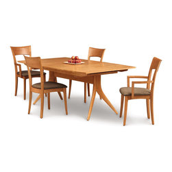 Black trestle dining table dining tables find square and for Dining room operations
