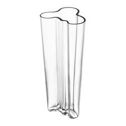 "iittala - iittala Aalto Vase 10"" - Vase. Manufactured by iittala."