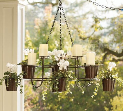 Eclectic Indoor Pots And Planters by Pottery Barn