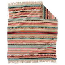 contemporary throws by Pendleton