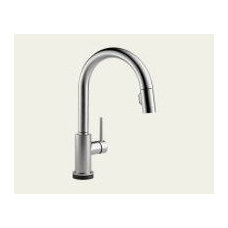 Delta Faucets 9159T-AR-DST - Trinsic Series Single Handle Pull Down Spout Touch