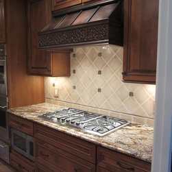 Completed Kitchens - © 2013 Copper Kitchen Specialists
