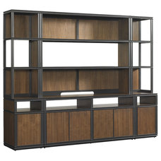 Contemporary Entertainment Centers And Tv Stands by Masins Furniture