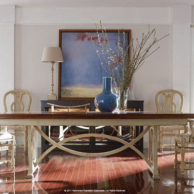Habersham American Treasures Dining Table - ©Habersham Plantation Corporation.  All rights reserved in and to all proprietary furniture designs and marketing materials.