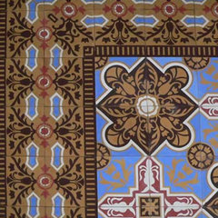 eclectic floor tiles by aventetile.com