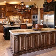 Traditional  by Stone Creek Furniture - Kitchen & Bath