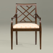 traditional chairs by Ethan Allen
