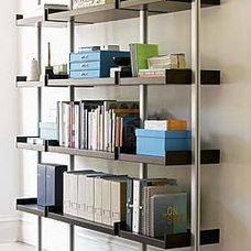 modern wall shelves Treku Bookcase
