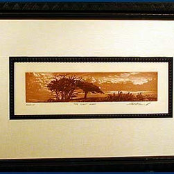 Picture Framing - We offer custom picture framing using all conservation materials.