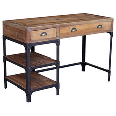 Transitional Desks And Hutches by Kathy Kuo Home