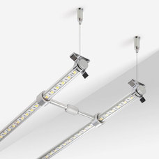 Contemporary Ceiling Lighting KRYPTON led profile