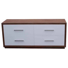 Modern Dressers Chests And Bedroom Armoires by Mortise & Tenon Custom Furniture Store