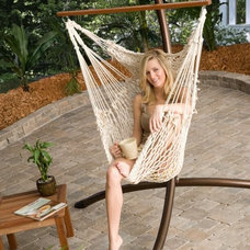 traditional hammocks by Hayneedle