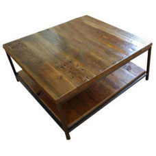 Contemporary Coffee Tables by Urban Wood Goods