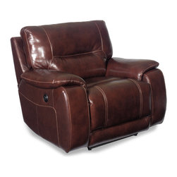 Hooker - Seven Seas Seating Cordovan Power Recliner - Seven Seas Seating specializes in recliners and accent chairs for the living room and office. Chairs are primarily made with rich, soft leather but there's also a nice selection of fabrics and fabric/leather combinations. Each chair or sofa by Seven Seas Seating is hand-crafted by world-class furniture producers working to rigorous standards mandated by Seven Seas.